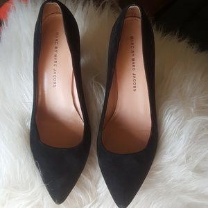 Black Marc by Marc Jacobs heels